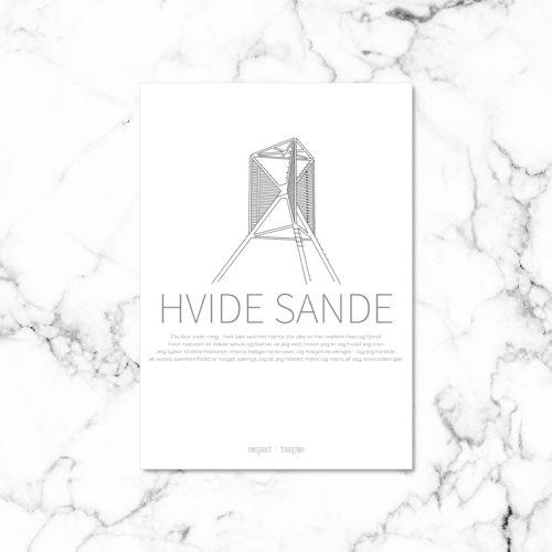 Hvide Sande kort NorgaardNorgaard