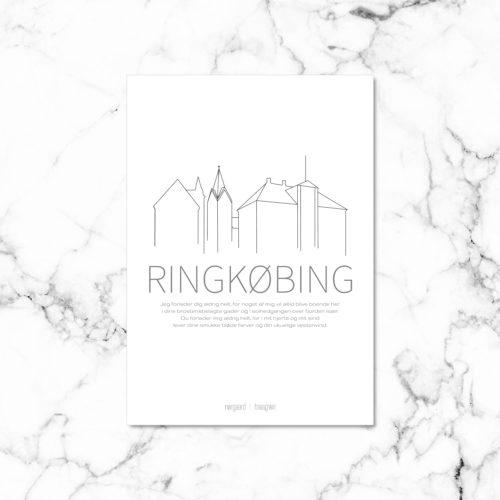 Ringkoebing kort NorgaardNorgaard