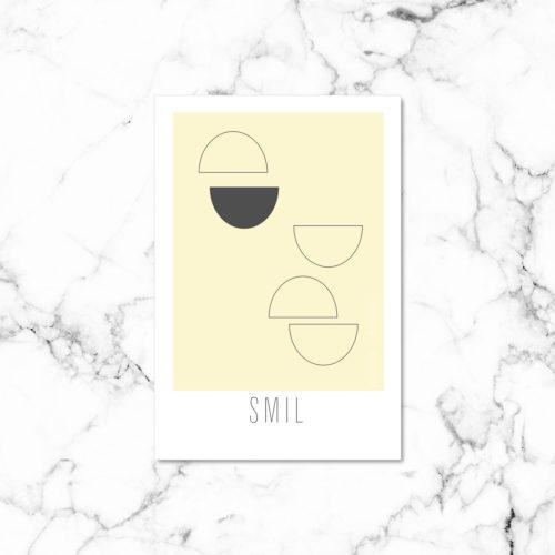 Smil et lille kort NorgaardNorgaard