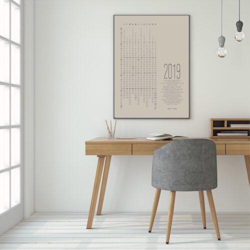 Kalender 2019 NorgaardNorgaard