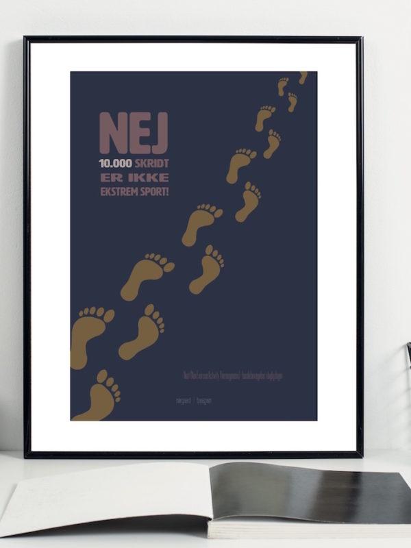 10000 skridt NorgaardNorgaard