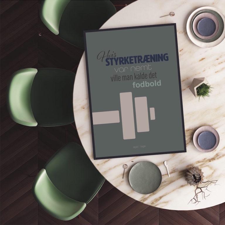 Styrketraening fodbold NorgaardNorgaard