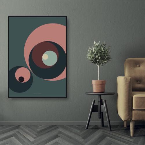Kunstprint II NorgaardNorgaard
