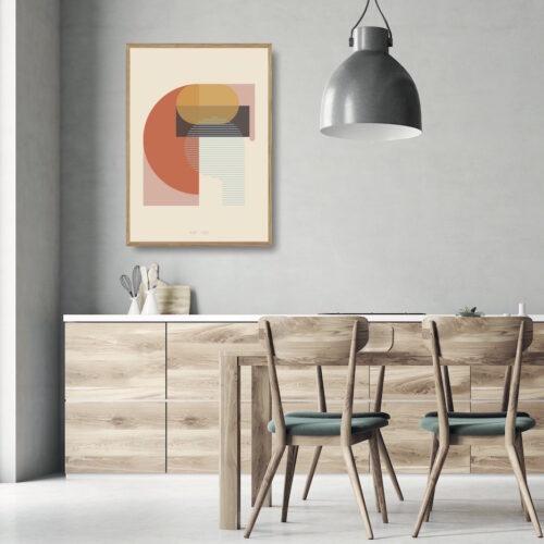 Kunstprint IV NorgaardNorgaard