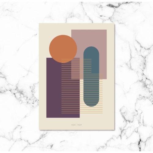 Kunstprint V kunstplakat NorgaardNorgaard