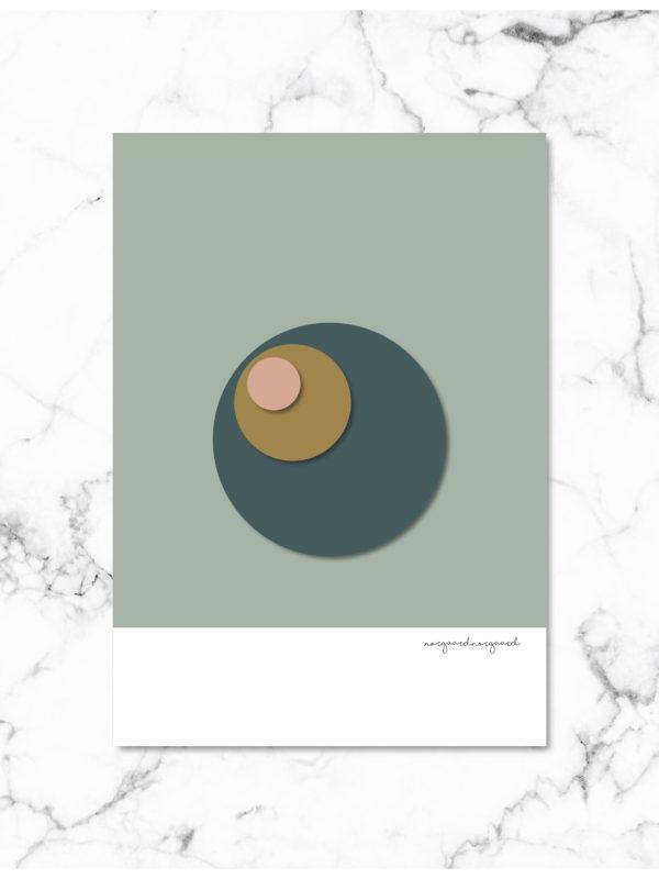 Prik VI kunstplakat NorgaardNorgaard