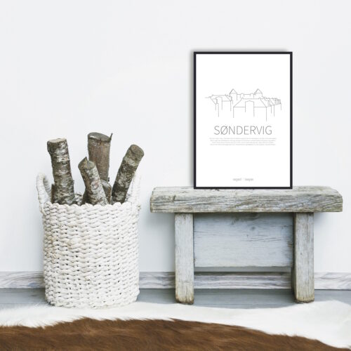 Soendervig plakat NorgaardNorgaard